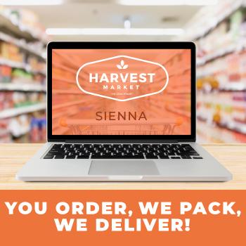 """Harvest Market starts online shopping  """"You click, we pack, we deliver"""""""